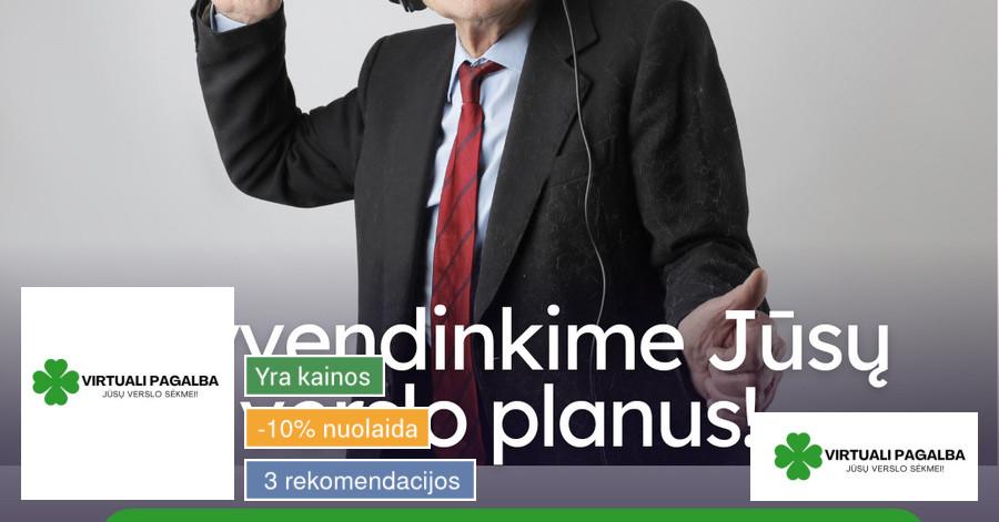 Virtuali asmeninė asistentė / Es parama / Projektai