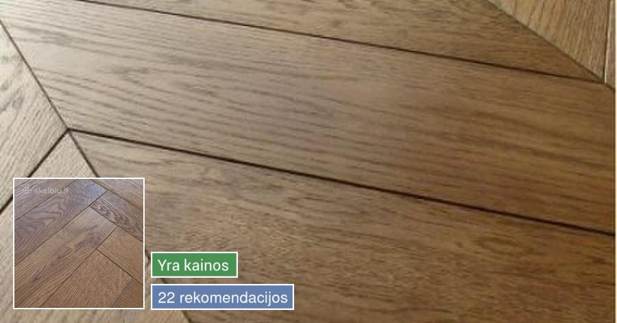 Darbai su medinėmis grindimis: klojimas, šlifavimas.