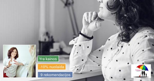 Psichologė Rasa Pališkienė, Kognityvinė elgesio terapija