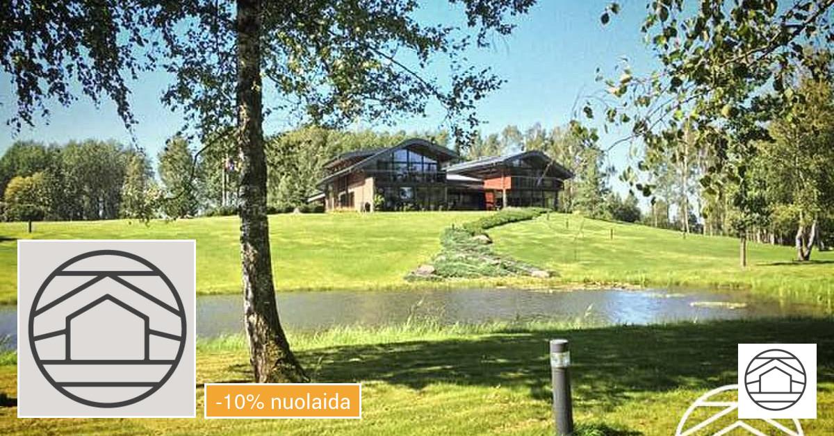 Sveiki namai - ekologiškų namų statyba