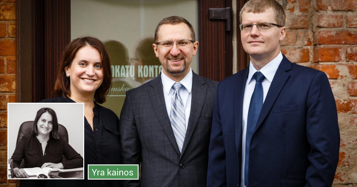 Kokybiškos teisinės paslaugos Kaune