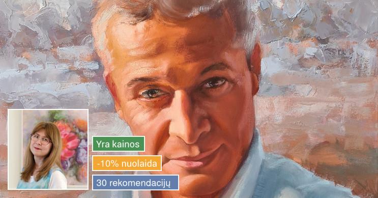 Paveikslai ir portretai aliejiniais dažais, piešiniai
