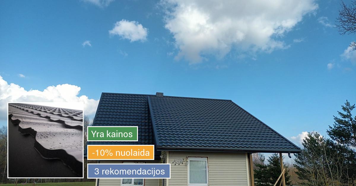 Visi stogų keitimo/ įrengimo darbai geriausiomis kainomis