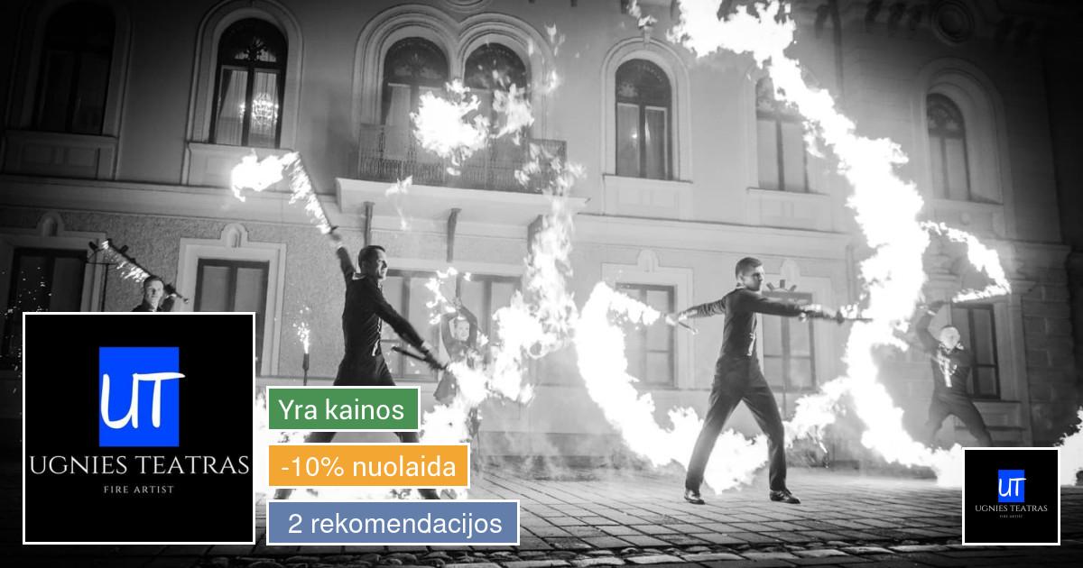 Fakyrų ugnies šou