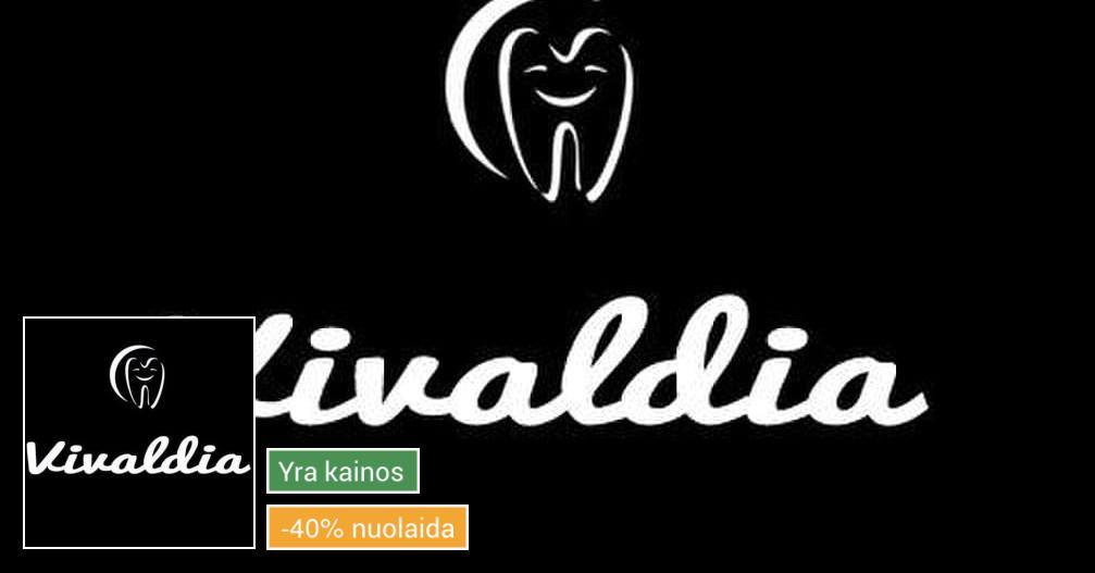 Vivaldia Odontologijos klinika