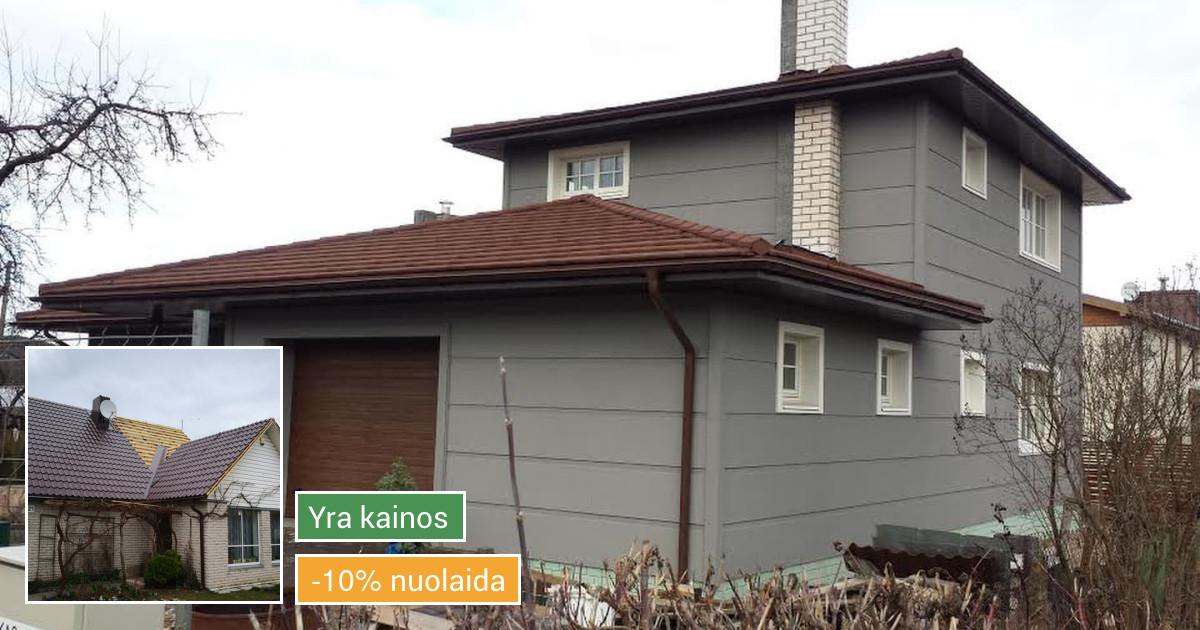 Karkasinių namų,pastatų statyba,stogų dengimas.