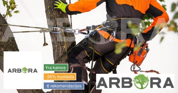 Medžių Pjovimas, Genėjimas. Profesionalūs Aplinkos Darbai