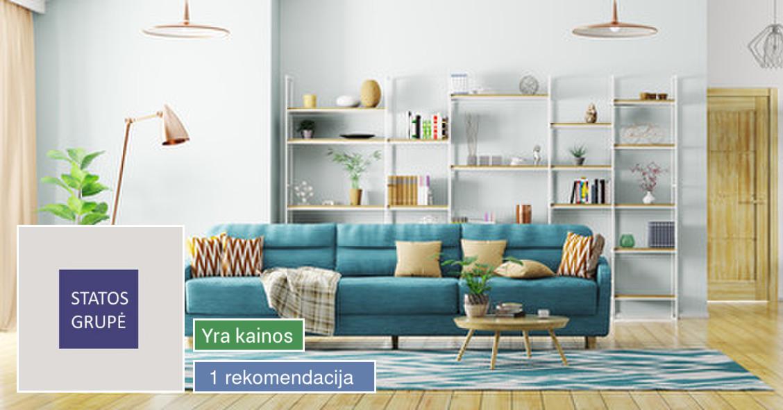 Pilna Apdaila / Apdailos Darbai Kaune