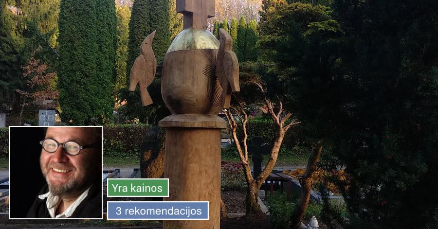 Skulptorius ,tautodailininkas, kūrėjas Robertas Strazdas
