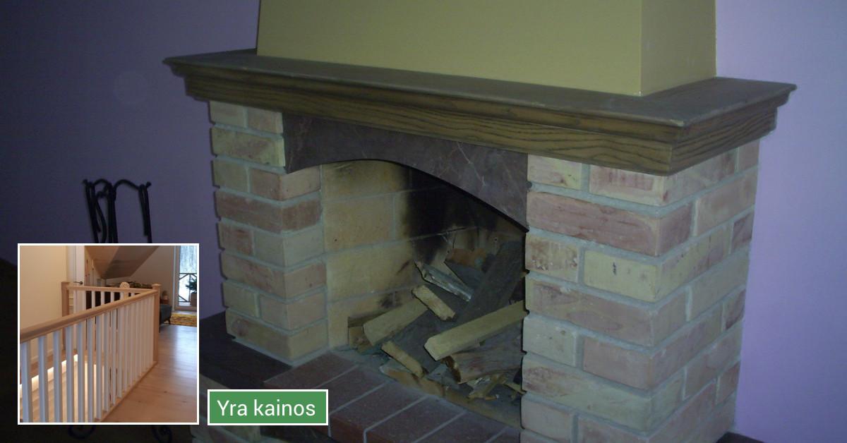 Uosiniai laiptai, staliaus darbai