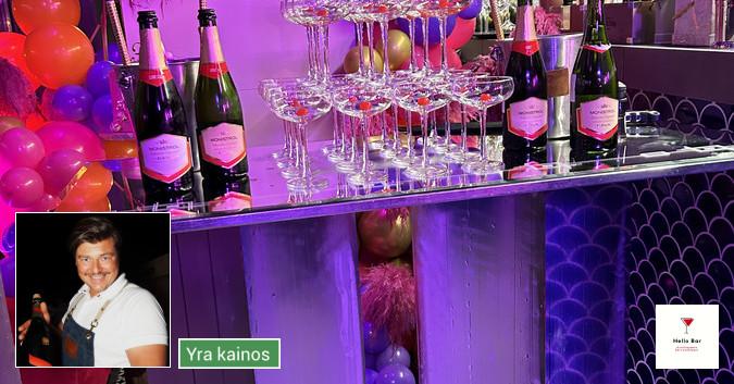 Hello Bar - profesionalios mobilaus baro paslaugos