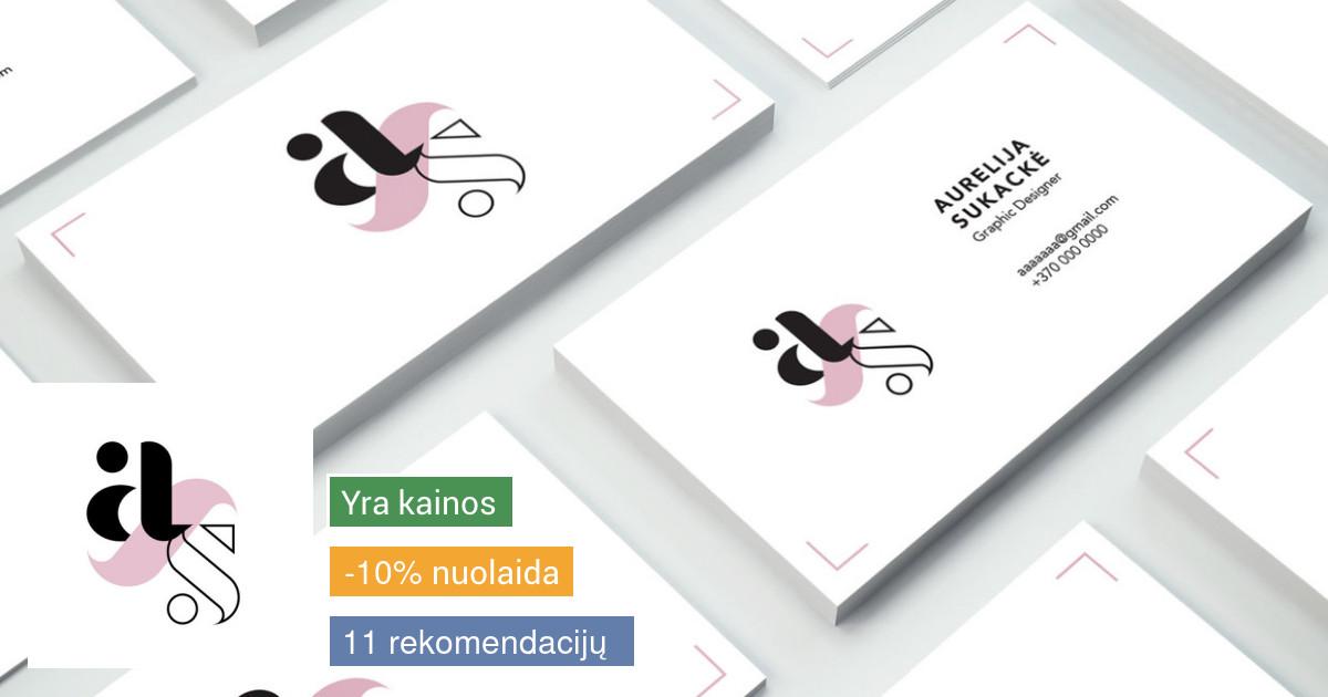 Švarus, minimalistinis stilius // leidinių, logo dizainas