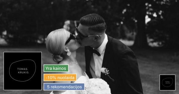 Tomas. Krukis. Fashion Wedding Photography