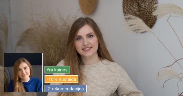 Koučingo specialistė Ugnė Lindžiūtė | Koučingas ir saviugda