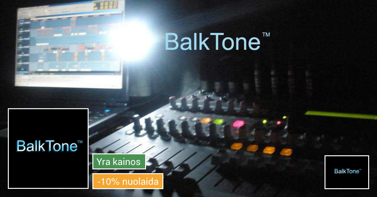Balktone