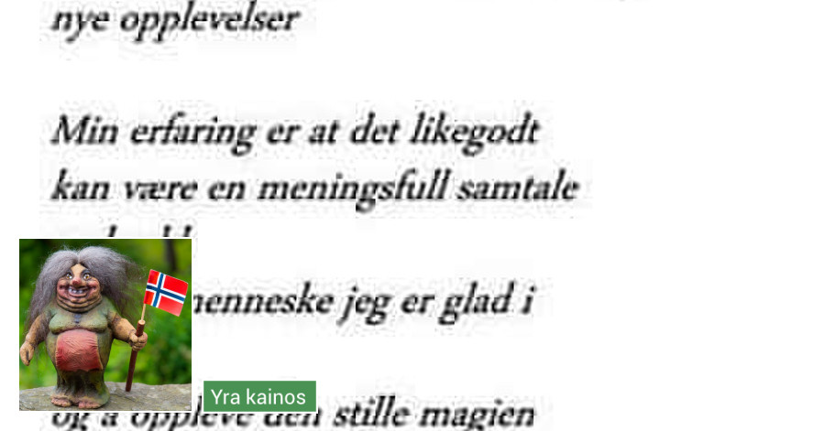 Norvegų kalbos dėstymas