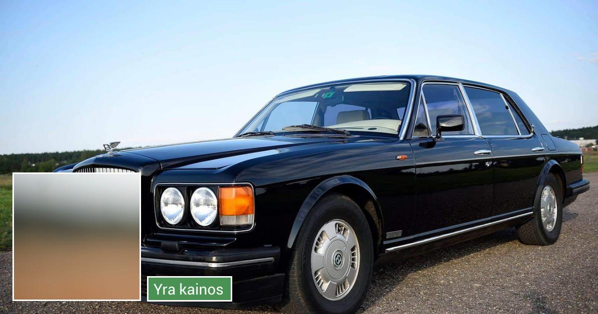 Prabangus Bentley
