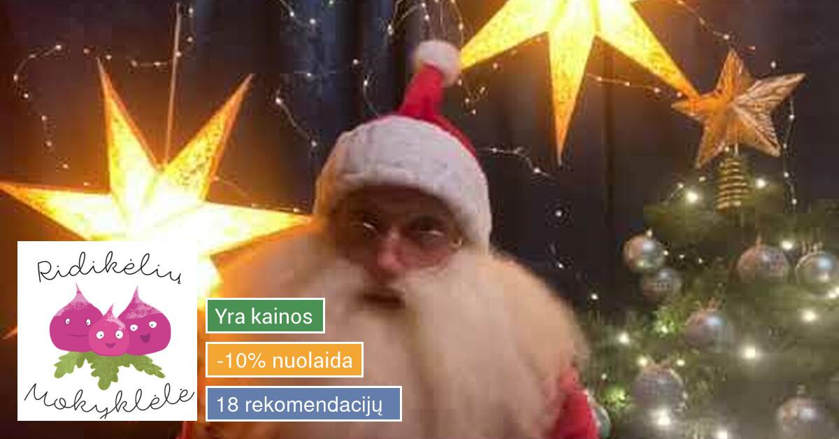 Kalėdų senelis jūsų šventei