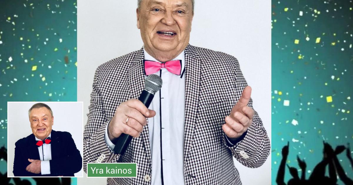 Juozas Zavaliauskas - renginių vedėjas ir organizatorius