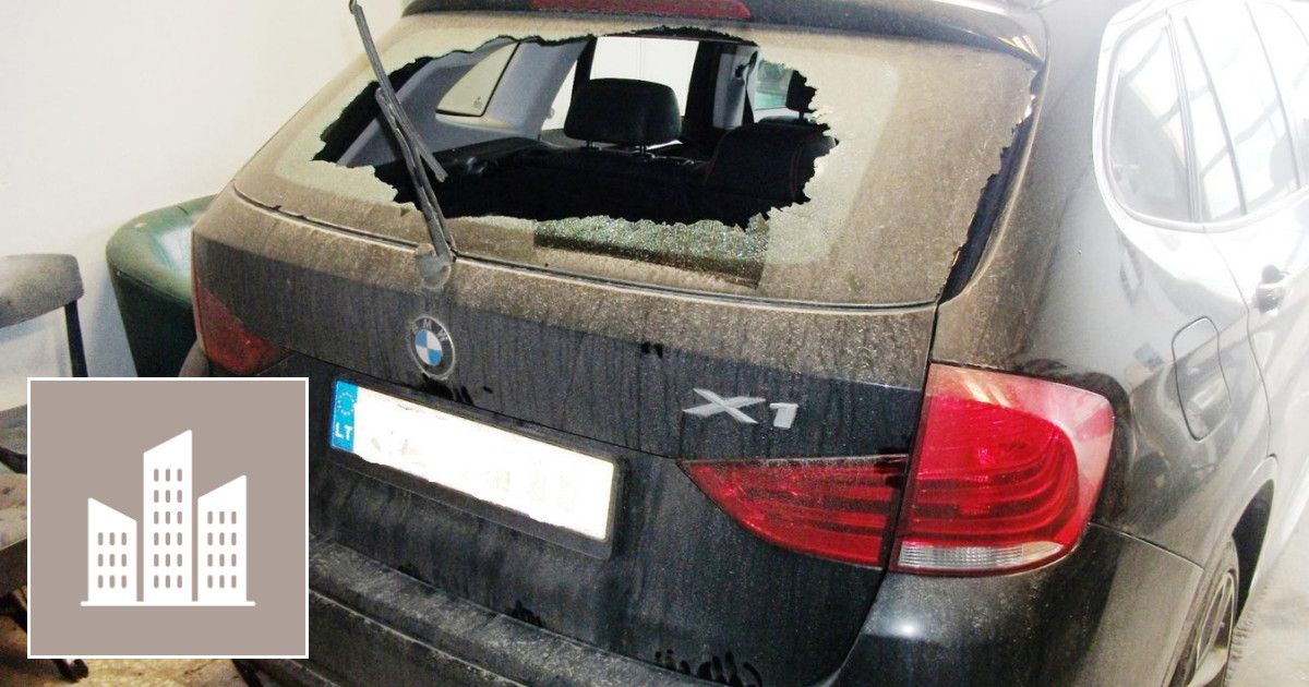 Automobilių stiklų keitimas,remontas Vilniuje