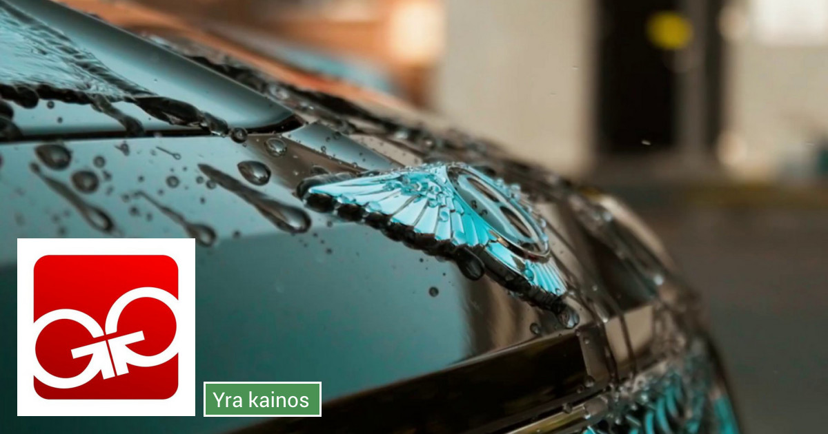 Keramikinė nano danga, profesionalus padengimas