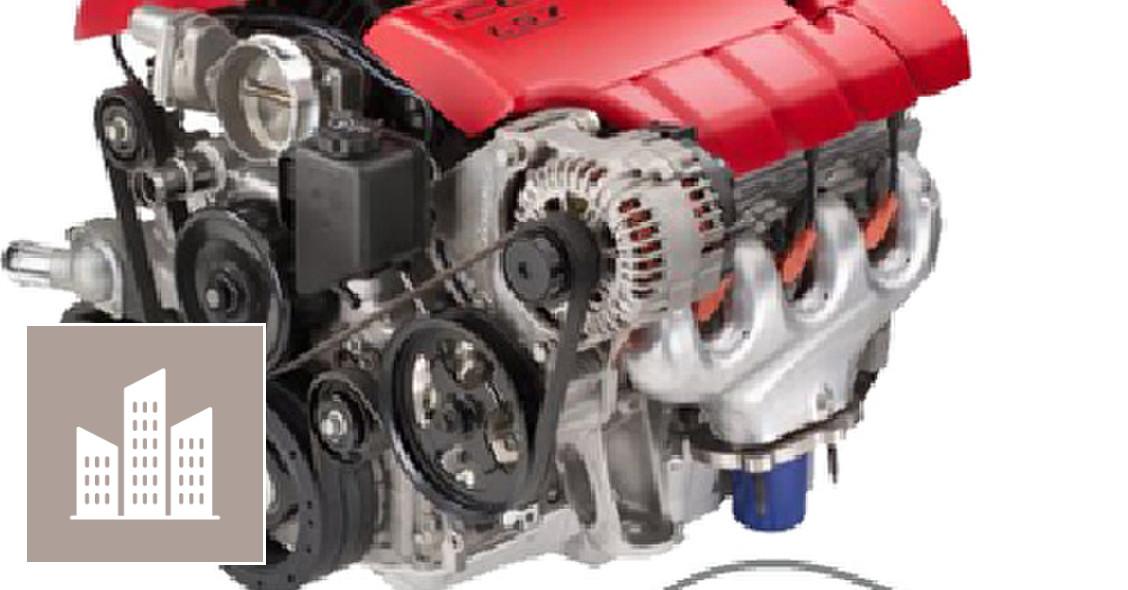 Automobilių variklių remontas Iq Auto autoservise