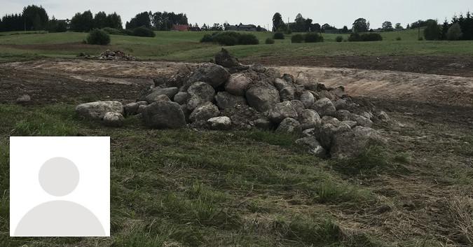 Parduodami lauko akmenys
