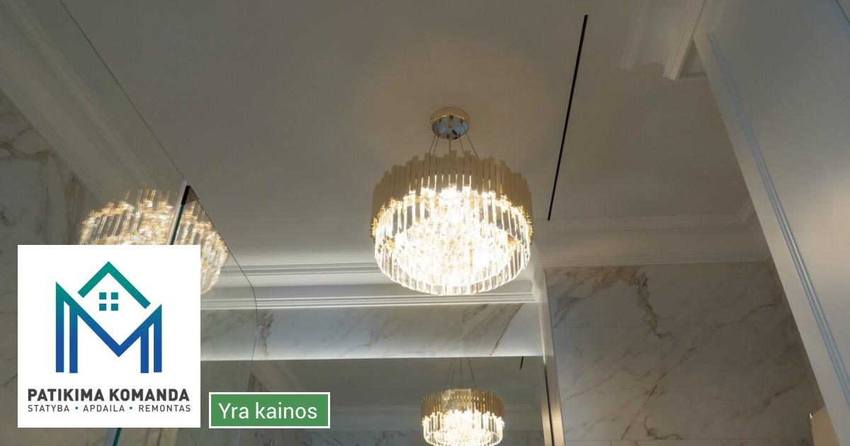 ~Kokybiski Statybos ir Apdailos Darbai Vilniuje~