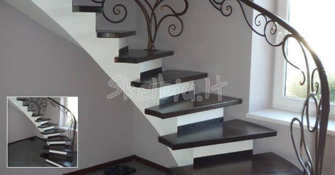Betoniniai laiptai. Betoninių laiptų gamyba