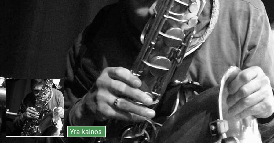 Saksofono muzika visoms progoms