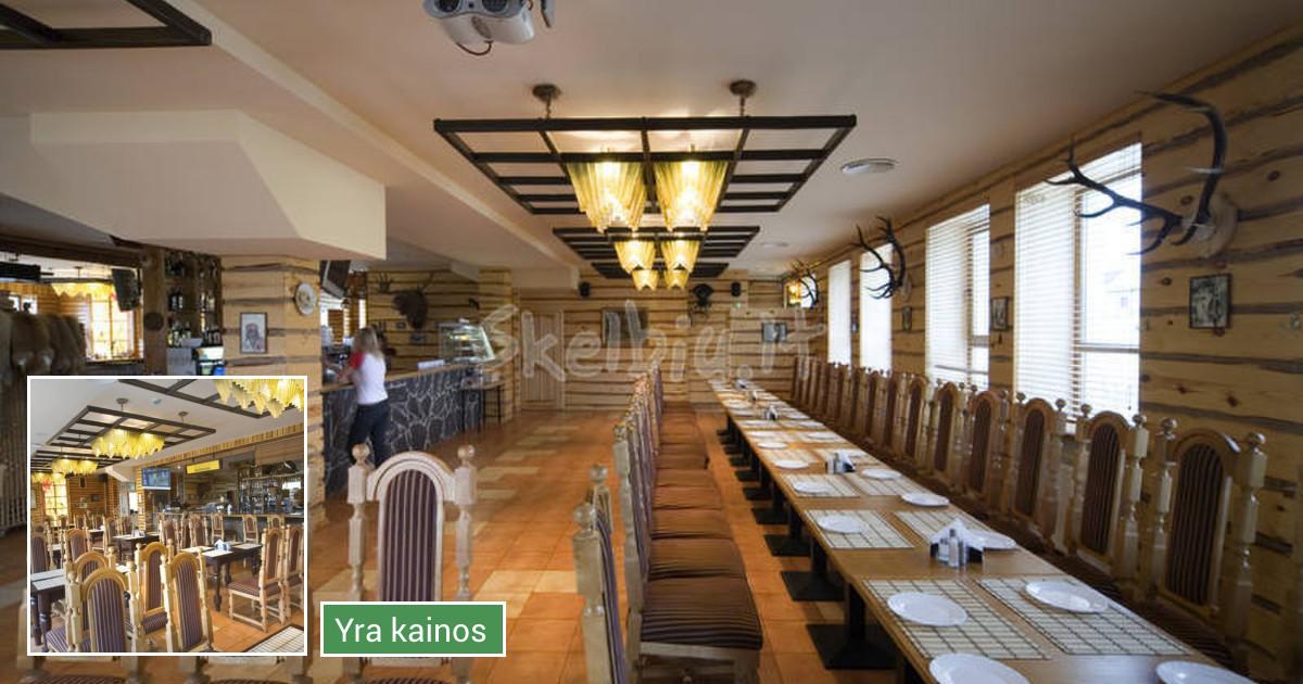 Nauji Metai 2020, Medžiotojų Restoranas , Vilnius