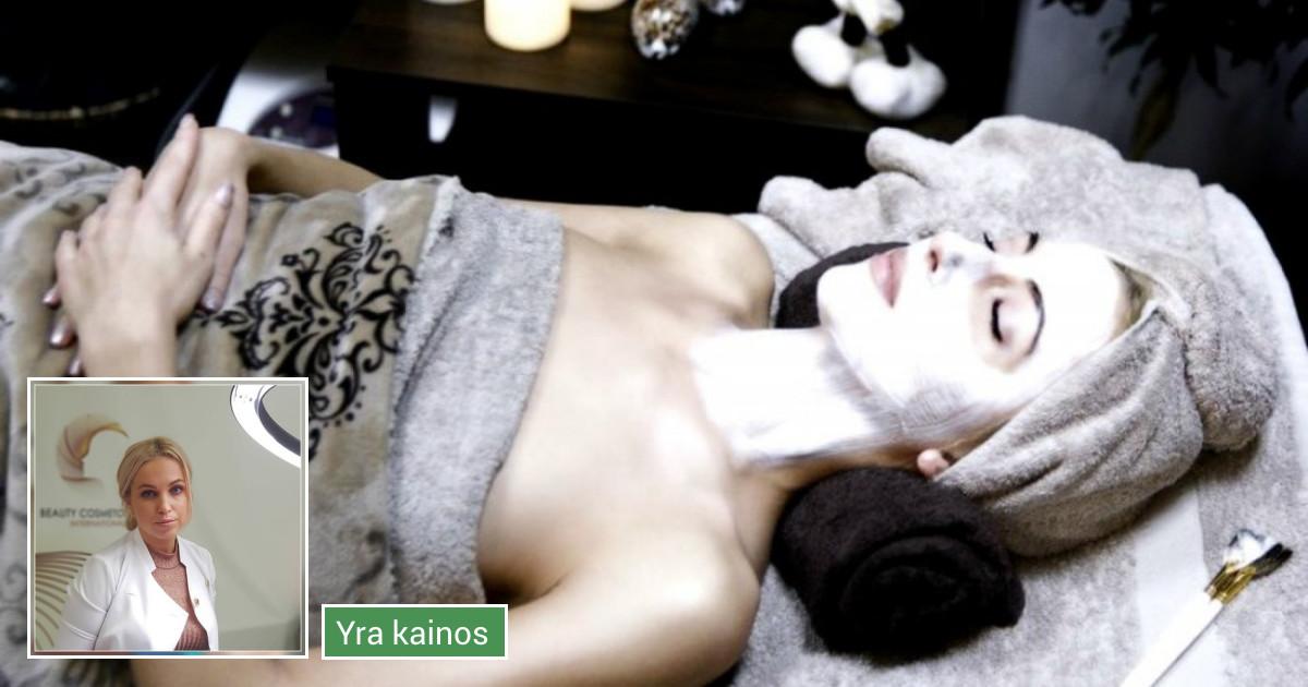Kosmetologė Monika Klaipėda