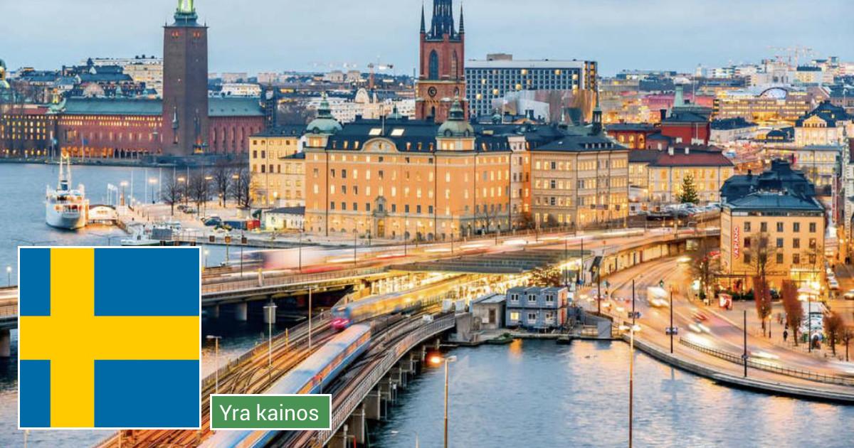 Švedų kalbos kursai