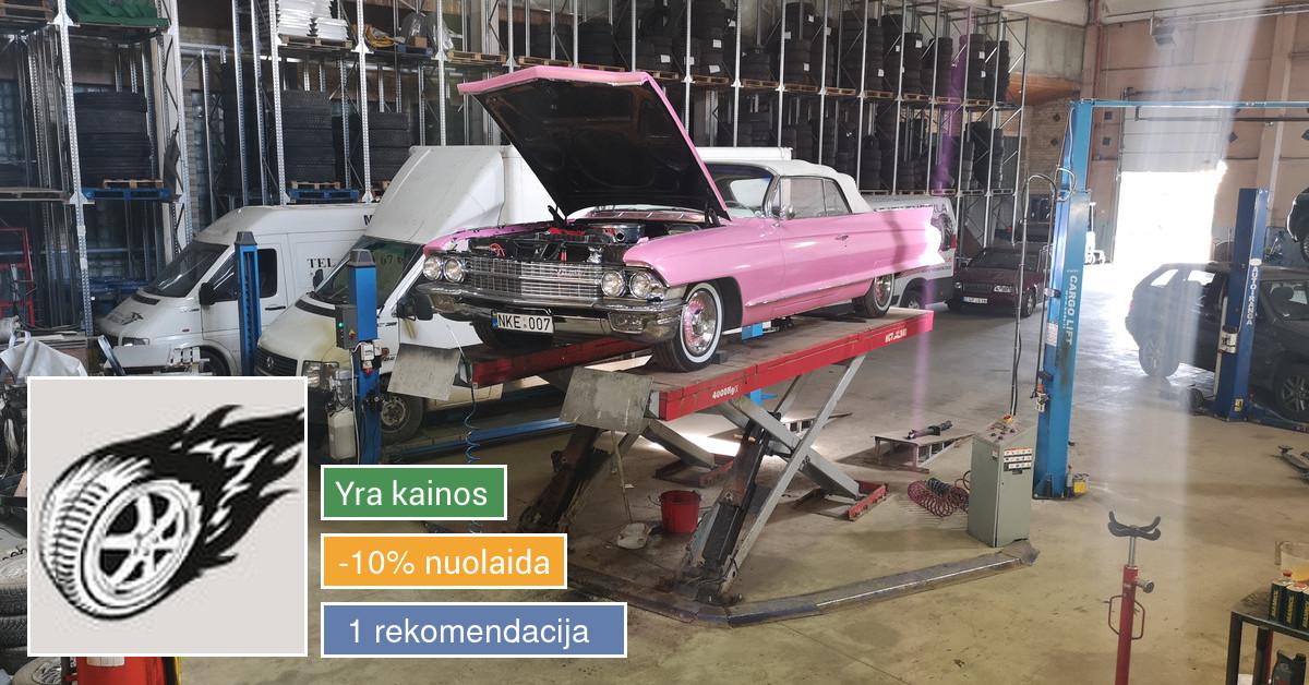 Autoservisas Valdorama