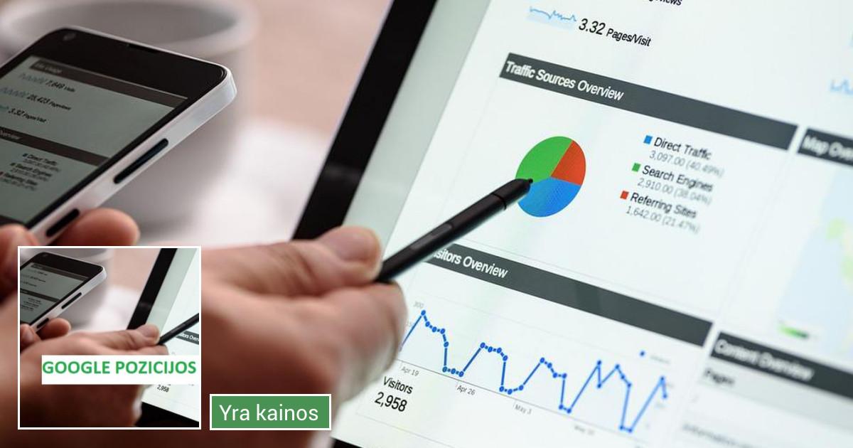 Itin išsami Seo konsultacija - Seo strategija, paslaugos