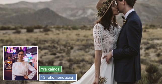 Individualus vestuvinių ir proginių suknelių siuvimas