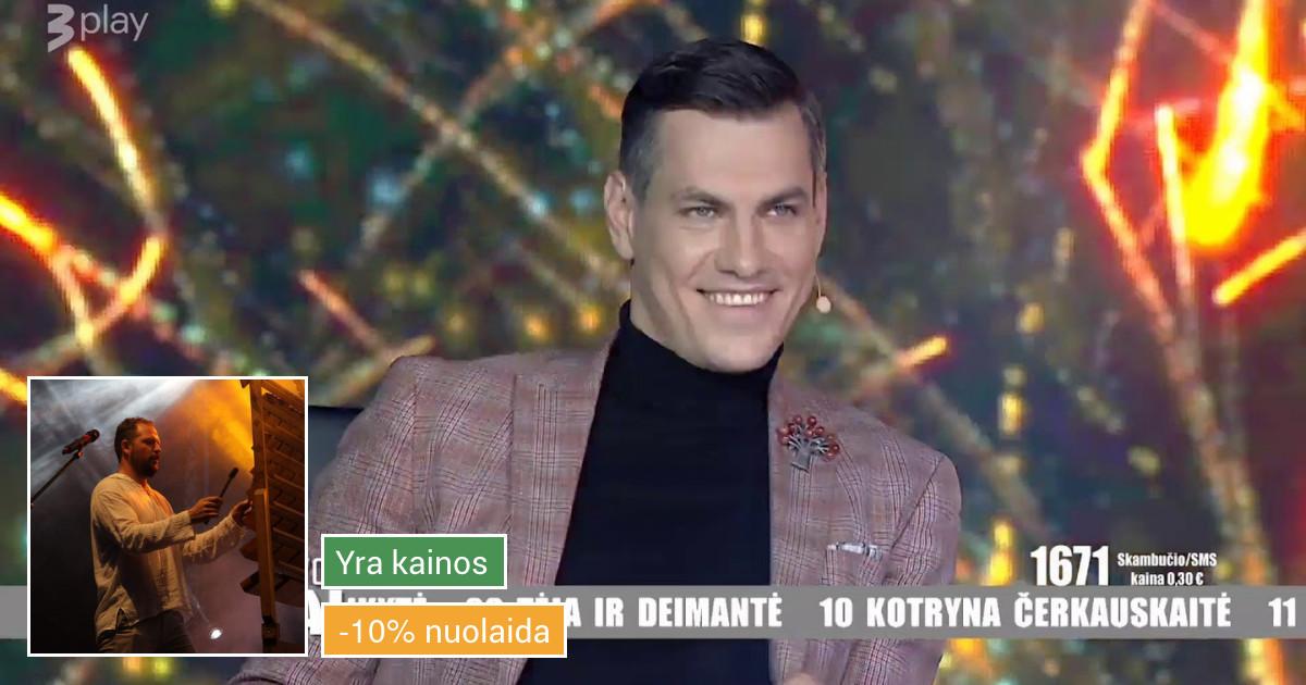 Skrabalų virtuozas Karolis Šileika Skrabalman