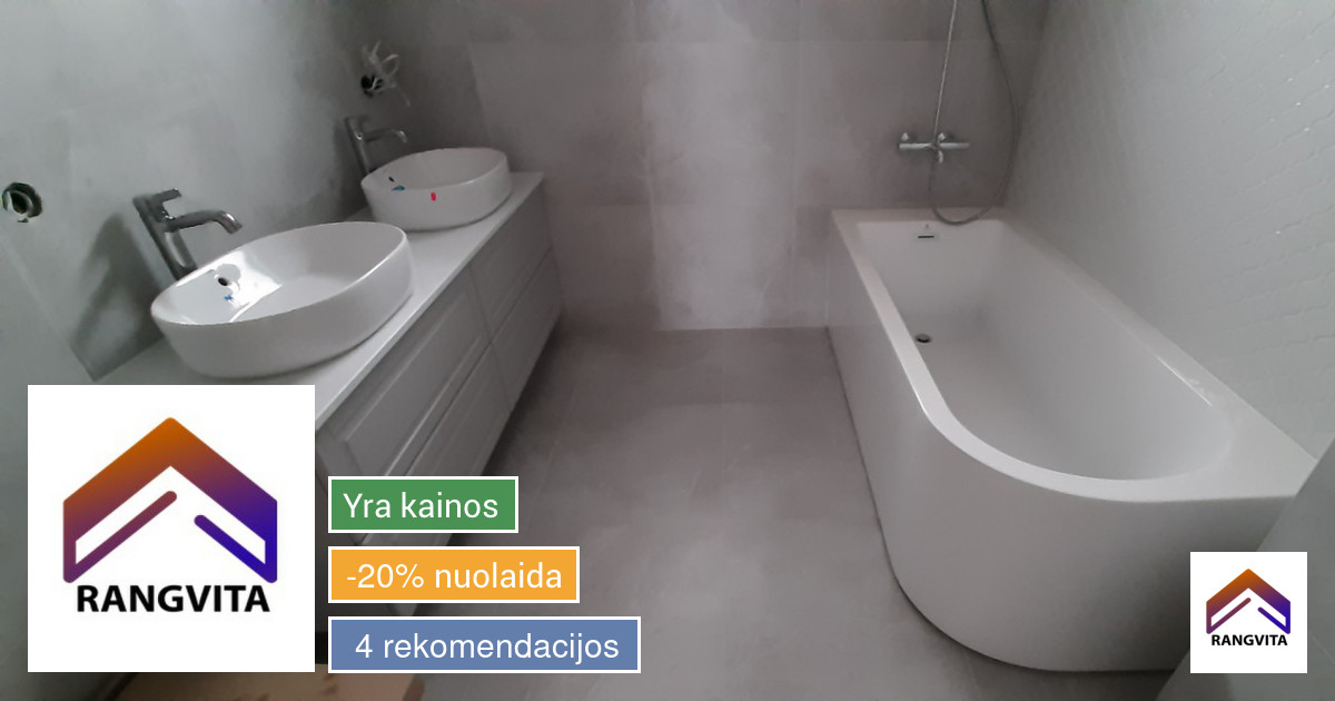 Švok, vandentiekio sistemų montavimas, priežiūra