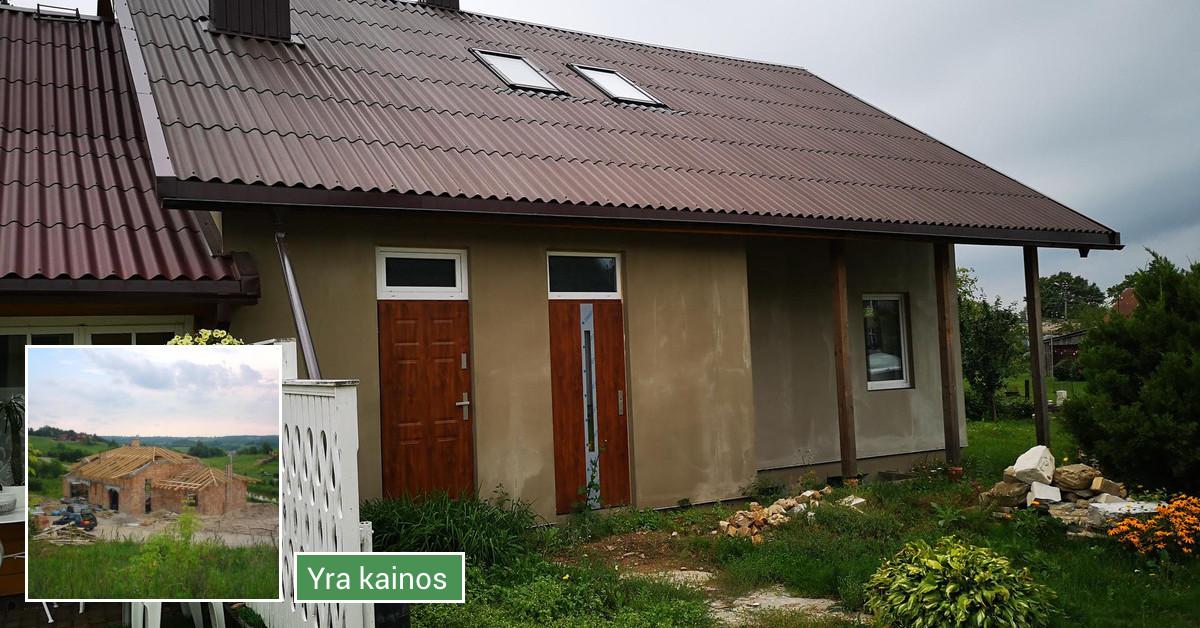 Stogdengiai, šlaitiniai stogai, stogų darbai