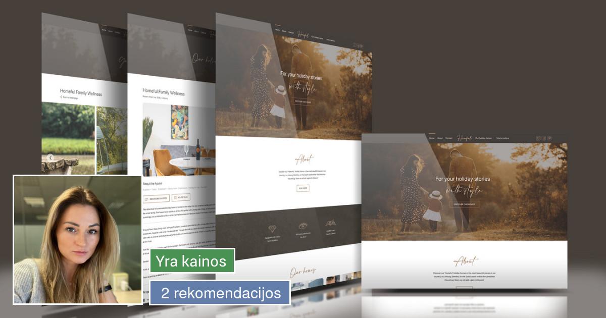 Logotipų, interneto svetainių, mobilių aplikacijų kūrimas
