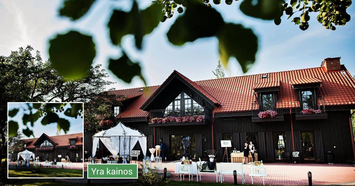 Rusne Villa- išskirtinė vieta Jūsų šventei!