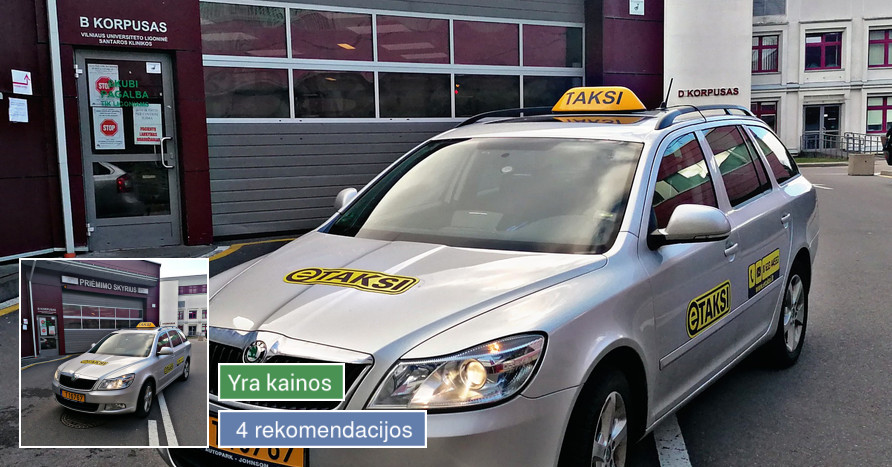 Taksi paslaugos, siuntų, maisto skubus pristatymas
