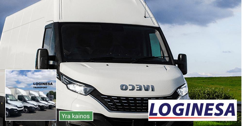 Dalinių/smulkių/pilnų krovinių gabenimo paslaugas Vilniuje