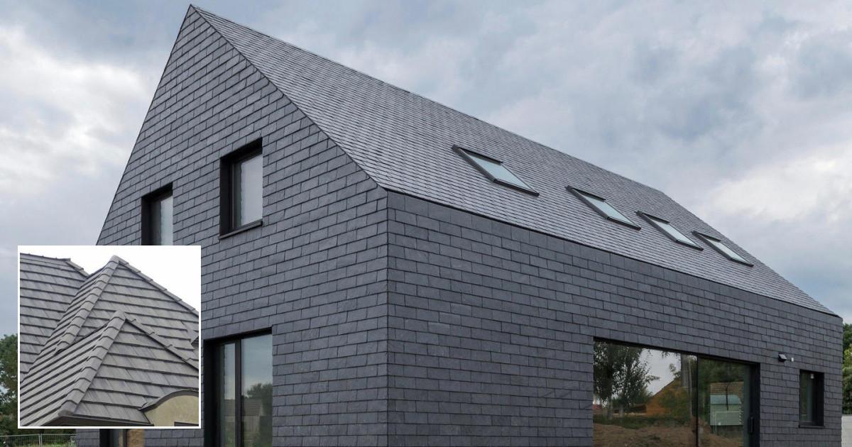 Kokybiškai dengiame stogus, karkasiniai namai