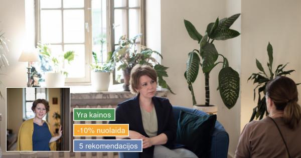 Psichoterapeutė Natalja Kovalcova