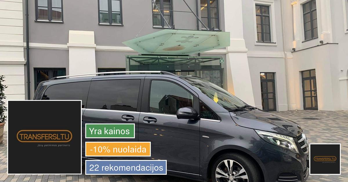 Transfersltu: Auto nuoma su vairuotoju
