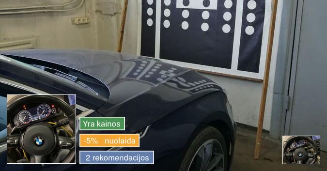 Automobiliu remontas, autoelektrikas, kalibravimas