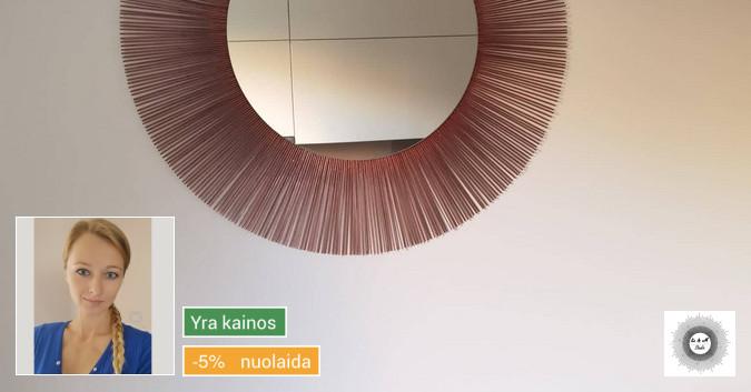 Originalių veidrodžių gamyba