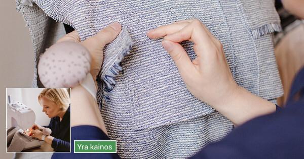 Vika - drabužių siuvimo studija