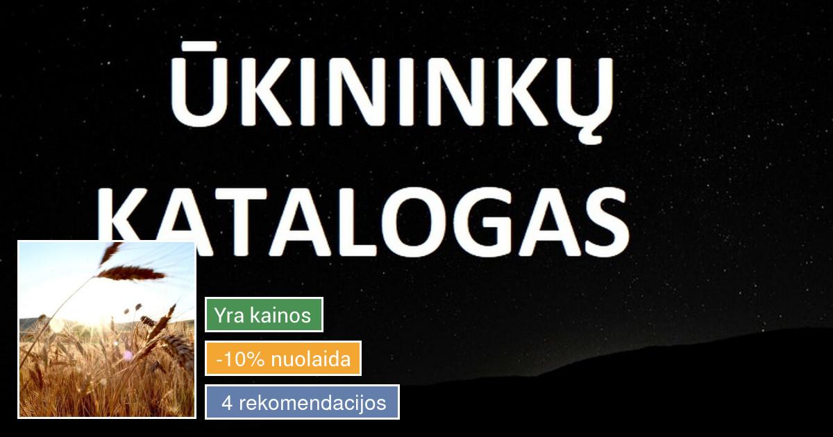 Lietuvos ūkininkų duomenų bazė, ūkininkų registras